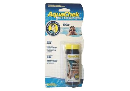 Aquachek Salt Test