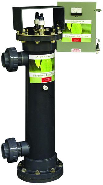 Sentry Ultraviolet Light System Low Pressure