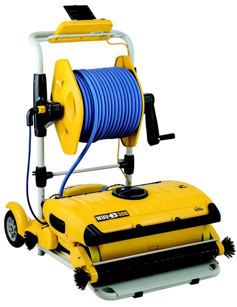 Dolphin Wave 300xl Robotic Commercial Cleaner