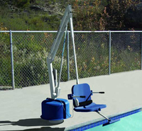 Aqua Creek Titan Pool Lift - 600 Lb Capacity Thumb Image