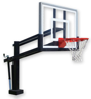 HydroShot Swimming Pool Basket Ball Hoop