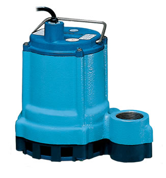 Little Giant Submersible Pump Image
