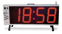 "Colorado Time Systems 10"" LED Pace Clocks Thumb Image"