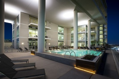 On the High Rise: The Special Challenges of Podium Swimming Pools Image