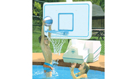 Splash & Swim Basketball Set Thumb Image