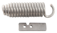 Competitior Stainless Steel Spring & Cable Lock Thumb Image