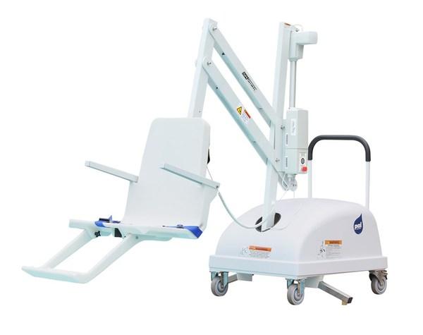 Portable Pool Handrails : S r smith pal portable aquatic lift lb capacity