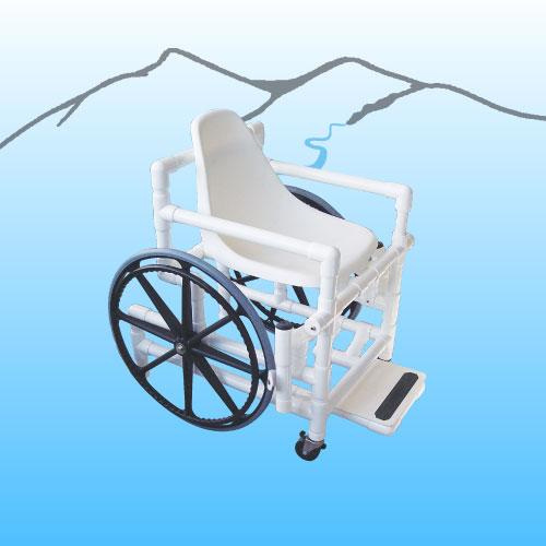 Aqua Creek Pool Access Chair 400 Lb Capacity